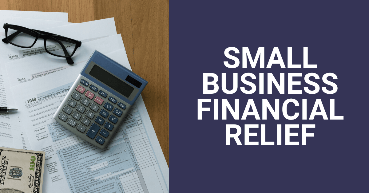 Small Business Financial Relief Covid (IMAGE)