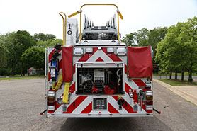 Ladder 5108 Back View
