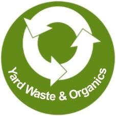 Yard Waste Organics Recycle Logo (IMAGE)
