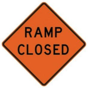 Ramp Closed (IMAGE)