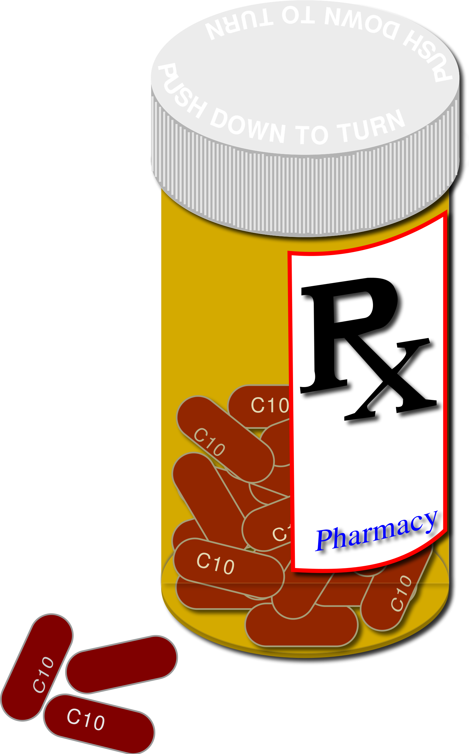 Prescription Bottle (IMAGE)