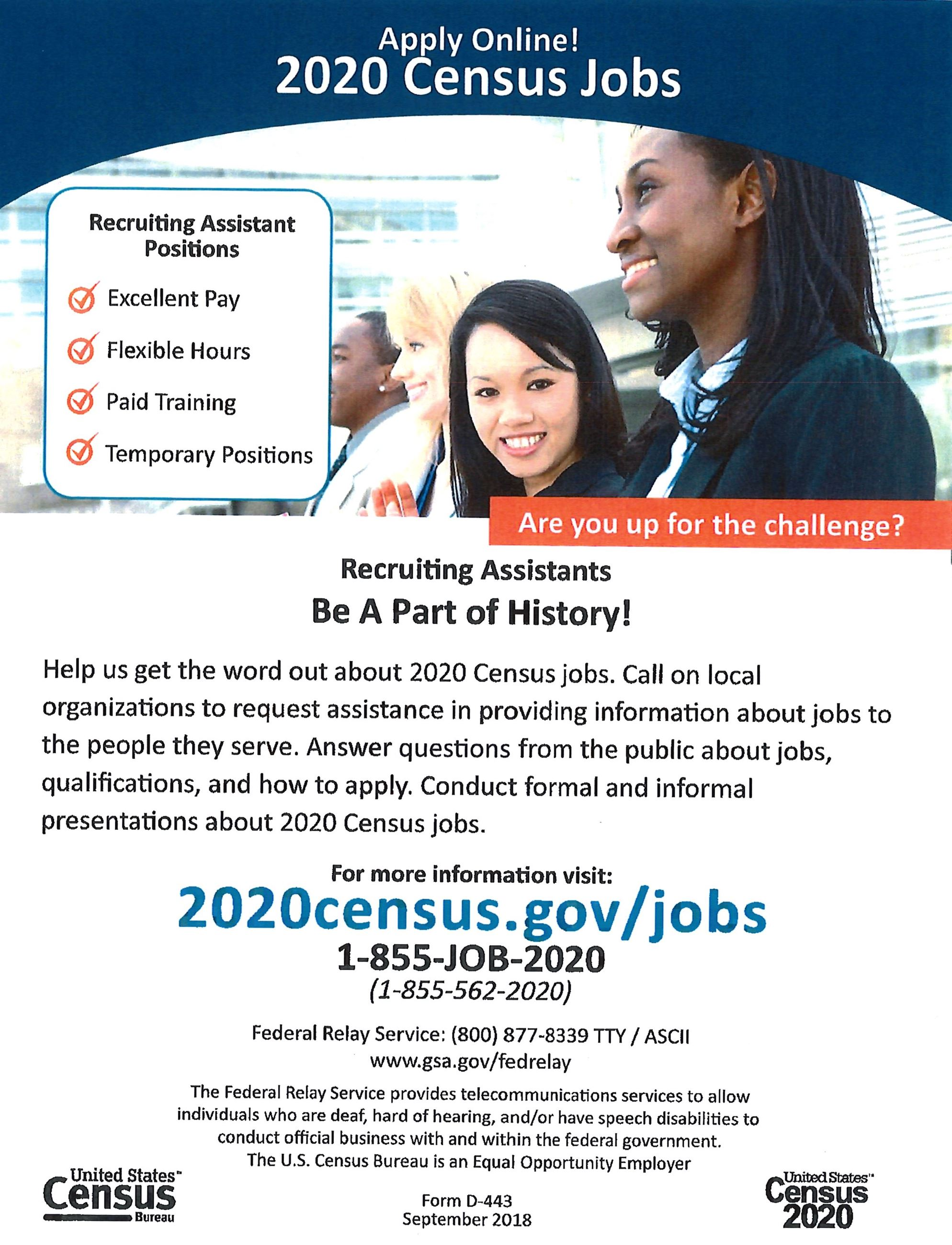 2020CensusJobsFlyer2 (PDF)
